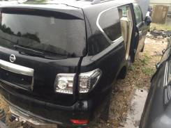 Крыло. Infiniti QX56 Nissan Patrol, Y62