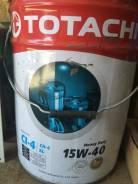 Totachi. Вязкость 15w40, минеральное