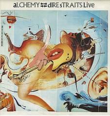"Винил Dire Straits ""Alchemy - live"" 2LP 1984 England"