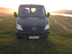 Mercedes-Benz Sprinter. Мерседес спринтер 211