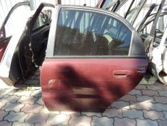 Дверь боковая. Chevrolet Lanos, T100 Daewoo Lanos