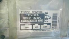 Блок управления двс. Toyota Vista, SV41, SV42 Toyota Camry, SV42, SV41 Двигатель 3SFE