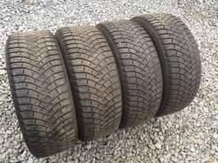 Michelin Latitude X-Ice North. Зимние, шипованные, 2011 год, износ: 10%, 4 шт
