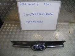 Накладка на бампер. Ford Focus