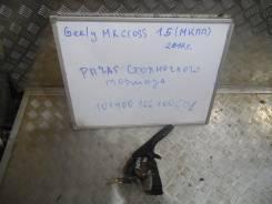 Ручка ручника. Geely MK Cross