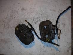 Суппорт тормозной. Volkswagen Touareg, 7LA,, 7L6,, 7L7, 7LA, 7L6