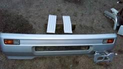 Бампер. Mitsubishi Delica, P24W, P25W, P35W Двигатели: 4D56, 4G64MPI