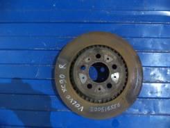 Диск тормозной. Volvo XC90