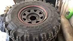 """Комплект колес 33"""" Simex Jungle Trekker 2. 8.0x16 5x139.70 ET0"""