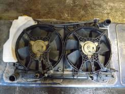Радиатор охлаждения двигателя. Subaru Impreza, GF2 Двигатель EJ15
