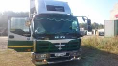 Isuzu Giga. Подается грузовик Isuzu GIGA, 12 000 куб. см., 13 000 кг.