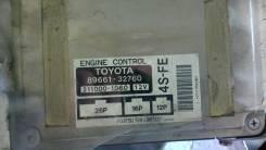 Блок управления двс. Toyota: Corona, Cresta, Crown, Caldina, Carina, Vista, Corona Exiv, Carina ED, Camry, Mark II, Curren, Chaser Двигатель 4SFE