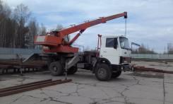 МАЗ Ивановец. Маз Ивановец, 2 000 куб. см., 14 000 кг., 14 м.