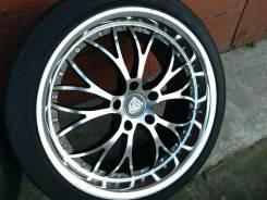 Jaguar. 8.5/9.5x19, 5x120.00, 5x120.65, ET35/35, ЦО 83,0мм.