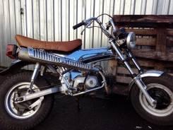 Honda Monkey. 80 куб. см., исправен, без птс, с пробегом
