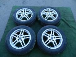 №1207 205/60R16 Dunlop DSX + A-Tech Schnider [Hakolecax]. 6.5x16 5x114.30 ET42 ЦО 70,0мм.