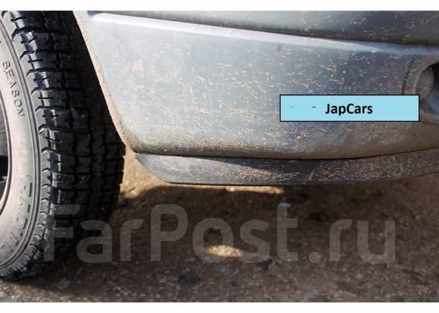 Порог пластиковый. Toyota: Alphard, Opa, Gaia, Hiace Regius, Ractis, Voltz, Land Cruiser, Corolla Spacio, Allex, Passo, Premio, Succeed, Sprinter Cari...