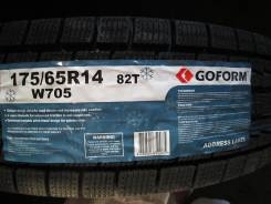 Goform W705. Зимние, без шипов, 2015 год, без износа, 4 шт. Под заказ