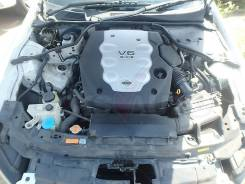 Двигатель в сборе. Nissan: Stagea, Stagea Ixis 350S, Murano, Fuga, Infiniti FX45/35, Infiniti M35/45 Infiniti: JX35, QX60, M35, FX35, FX45 Двигатель V...