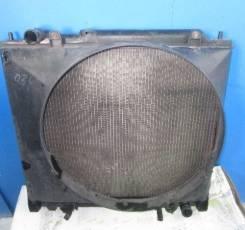 Радиатор акпп. Mitsubishi Delica, PD8W, PE8W Двигатель 4M40