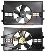 Диффузор радиатора в сборе MITSUBISHI LANCER X 07- SAT ST-MBW5-201-A0