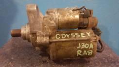Стартер. Honda Odyssey, RA8 Двигатель J30A