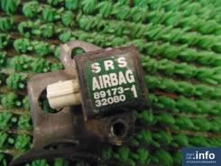 Датчик airbag. Toyota Vista Ardeo, SV50, AZV55G, SV55, SV55G, ZZV50G, SV50G, ZZV50, AZV50, AZV55, AZV50G Toyota Vista, AZV50, AZV55, SV50, SV55, ZZV50...