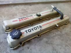 Крышка головки блока цилиндров. Toyota Cresta, GX81, GX71 Toyota Crown, GS126, GS130G, GS131H, GS130W, GS130, GS131, GS120, GS121 Toyota Mark II, GX81...