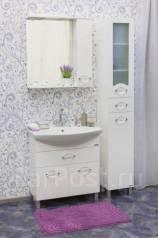 Шкафы-пеналы для ванной.
