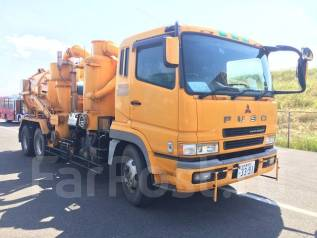 Mitsubishi Fuso Super Great. Илосос под ПТС, 21 200 куб. см. Под заказ