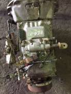 Механическая коробка переключения передач. Nissan