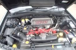 Двигатель. Subaru Forester, SG5, SG9
