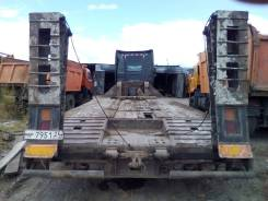 Nippon Sharyo. Продам полуприцеп Nippon trailer mobile plr429aa, 40 000 кг.