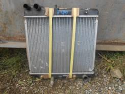 Радиатор охлаждения двигателя. Honda Fit, GD1 Двигатель L13A