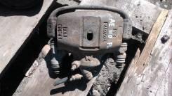 Суппорт тормозной. Toyota Corolla, AE110 Двигатель 5AFE