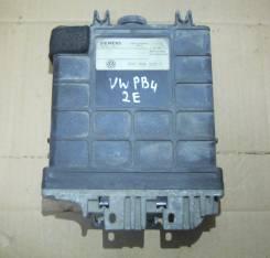 Блок управления двс. Volkswagen Passat Двигатель 2E