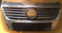Решетка радиатора. Volkswagen Passat Двигатели: ADY, ADZ, ADR, APT, ARG, ANQ, ADP, AHL