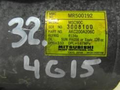 Компрессор кондиционера. Mitsubishi Libero Двигатель 4G15