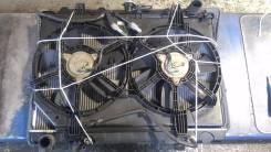 Радиатор охлаждения двигателя. Nissan Bassara, JNU30 Двигатель KA24DE