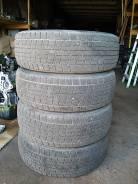 Колеса Dunlop 18565 R15. Диски Nissan 4-114,3. 4.0x15 4x114.30 ET-40