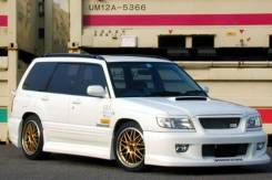 Обвес кузова аэродинамический. Subaru Forester, SF5, SF6, SF9