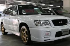 Обвес кузова аэродинамический. Subaru Forester, SF9, SF6, SF5