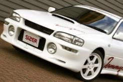 Бампер. Subaru Impreza, GC6, GC4, GC2, GC1, GC8