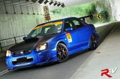 Обвес кузова аэродинамический. Subaru Impreza, GDB, GDA. Под заказ
