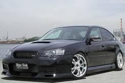 Обвес кузова аэродинамический. Subaru Legacy B4, BL9, BL5, BLE