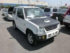 Mitsubishi Pajero Mini. автомат, 4wd, 0.7, бензин, 174 тыс. км, б/п, нет птс. Под заказ