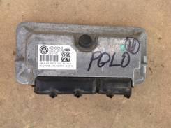 Блок управления двс. Volkswagen Polo, 612, 614 Двигатели: BTS, CFNA, CFNB, CLSA, CNFB, CWVA, CWVB, CZCA, GT