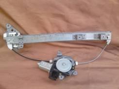 Мотор стеклоподъемника. Nissan Versa Nissan Primera, RP12, WHP12, HP12, QP12, TNP12, TP12, WTNP12, WRP12, WTP12 Двигатели: QG18DE, QR25DD, QR20DE, SR2...