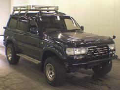 Toyota Land Cruiser. HDJ81, 1HDT 1HDFT 1HZ