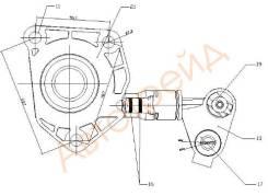 Выжимной подшипник FORD FOCUS/C-MAX/MONDEO/VOLVO S40/V50 SAT ST-1678473